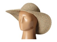 San Diego Hat Company Pbl3061 Round Crown Sun Brim Hat Ivory Mix Caps Bone