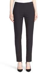 Lela Rose Women's 'Catherine' Stretch Twill Ankle Pants