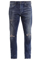 Citizens Of Humanity Corey Relaxed Fit Jeans Bourbon Blue Denim