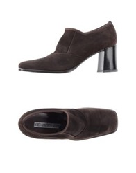 Alberto Gozzi Shoe Boots Dark Brown