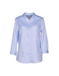 People Shirts Sky Blue