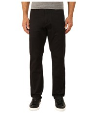 Dockers Alpha Original Khaki Slim Tapered Stretch Black Men's Casual Pants