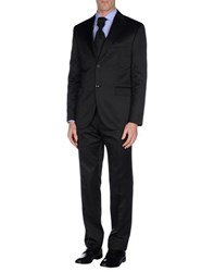 Gai Mattiolo Suits And Jackets Suits Men Black