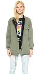 Unif Armada Jacket Green
