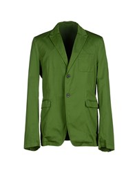 Hotel Suits And Jackets Blazers Men Green