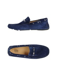 Ice Iceberg Footwear Moccasins Men Lilac