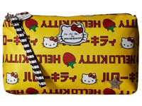 Ju Ju Be Be Quick Hello Kitty Strawberry Stripes Handbags Yellow