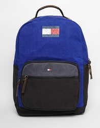 Tommy Hilfiger Lance Backpack Blue