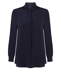 Aquascutum London Grosvenor Shirt Navy