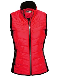 Daily Sports Alissa Quilted Wind Gilet Pink