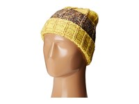 San Diego Hat Company Knh3412 Color Blocked Cuff Beanie Yellow Beanies
