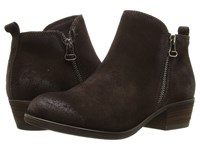 Miz Mooz Bangkok Chocolate Suede Women's Boots Brown