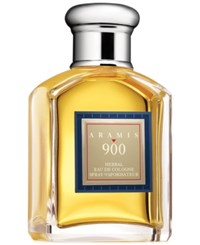 Aramis 900 Herbal Eau De Cologne Spray 3.4 Oz.