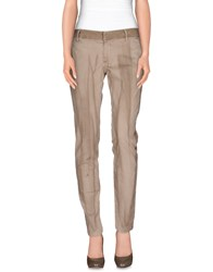 Blauer Trousers Casual Trousers Women Dove Grey