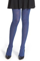 Women's Hue Diamond Textured Control Top Tights
