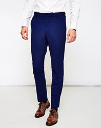 Selected Mylo Don Suit Trouser Blue