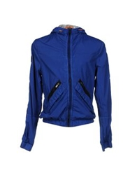 Fred Mello Jackets Blue