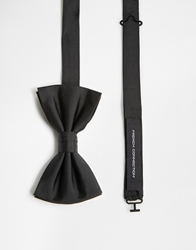 French Connection Bow Tie Black