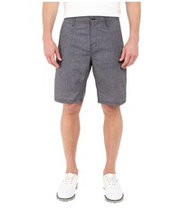 Oakley Overdrive Hybrid Shorts Jet Black Men's Shorts