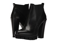 Charles By Charles David Diller Black Leather Women's Shoes