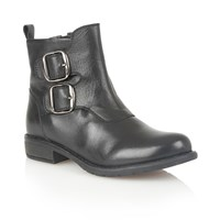 Lotus Jodie Ankle Boots Black
