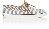 Sperry Women's Bahama Canvas Boat Shoes Turquoise