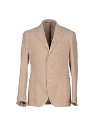 Cantarelli Suits And Jackets Blazers Men Beige