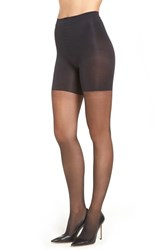 Spanxr Plus Size Women's Spanx Leg Support Sheers Black