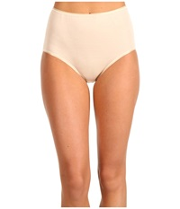 Hanro Cotton Seamless Full Brief 1625 Skin Women's Underwear Beige
