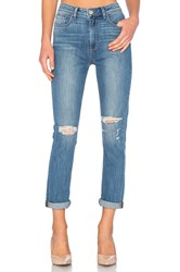 Paige Carter Slim Dakota Destructed