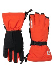 Tog 24 Index Milatex Gloves Orange