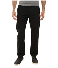 Dockers Modern Khaki Slim Tapered Pants Black Men's Casual Pants