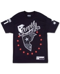 Famous Stars And Straps Famous Stars And Straps Men's Wild Patriot T Shirt Black