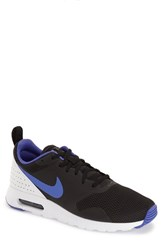 Men's Nike 'Air Max Tavas' Sneaker Black Persian Violet White