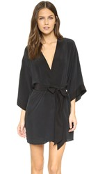 Kiki De Montparnasse Perfect Robe Black