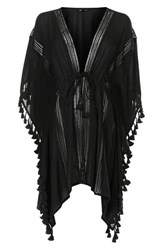 Women's Topshop Lace Tie Maternity Cover Up Caftan