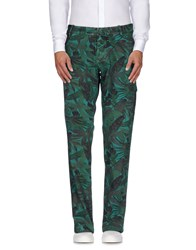 Nichol Judd Trousers Casual Trousers Men Green