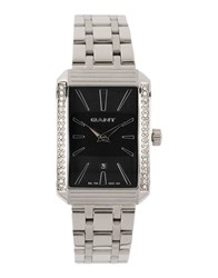 Gant Timepieces Wrist Watches Women Silver