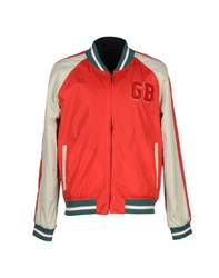 Pepe Jeans Coats And Jackets Jackets Men Red