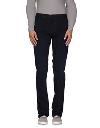 Met Denim Denim Trousers Men Blue