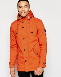 Fly 53 Burton Jacket Orange