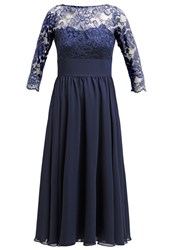 Swing Occasion Wear Dark Blue