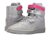 Puma Sky Ii High Future Minimal Drizzle Women's Shoes Blue