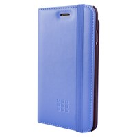 Moleskine Folio Case For Apple Iphone 6 6S Powder Blue