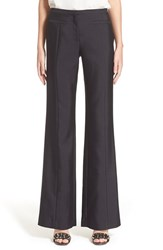 Women's Tory Burch Stretch Wide Leg Trousers