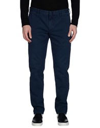 Prada Trousers Casual Trousers Men Dark Blue