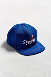 American Needle Big Show La Dodgers Baseball Hat Blue