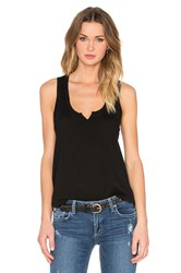 Feel The Piece Milano Tank Black