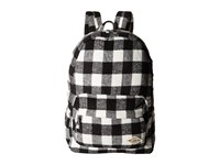 Billabong Hand Over Love Backpack Vintage Black White Backpack Bags