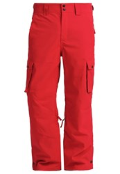 O'neill Exalt Waterproof Trousers Scooter Red